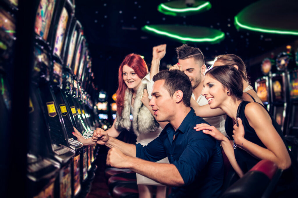 Important Factors Of Choosing The Legal Online Slot