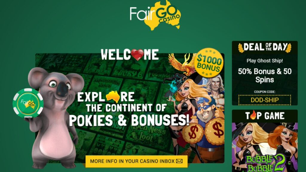 Exciting Things To Know About Free No Deposit Pokies Australia